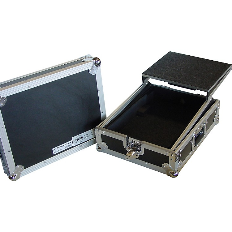Eurolite DJ Mixer Case with Laptop Shelf 12 inch
