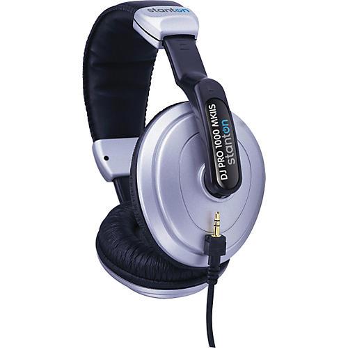 Stanton DJ Pro 1000 Mk II S Stereo DJ Headphones-thumbnail