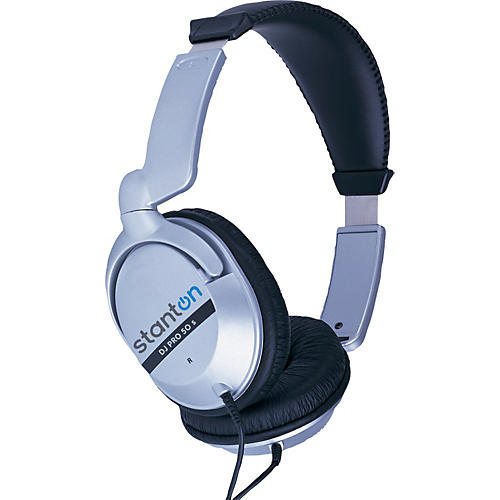 Stanton DJ Pro 50S Stereo DJ Headphones