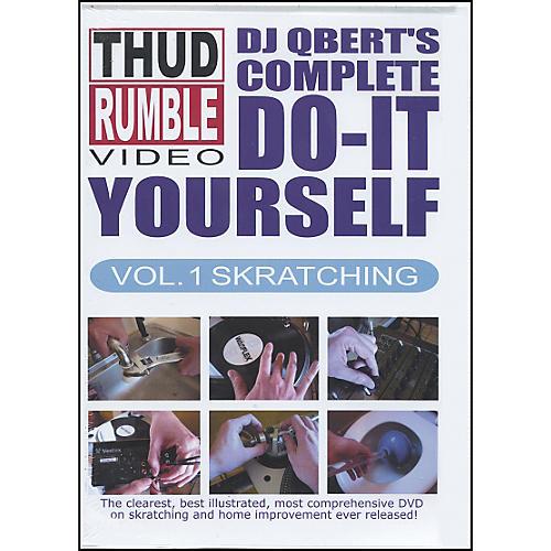 Thud Rumble DJ QBert's Complete Do-It-Yourself Skratching DVD Vol. 1