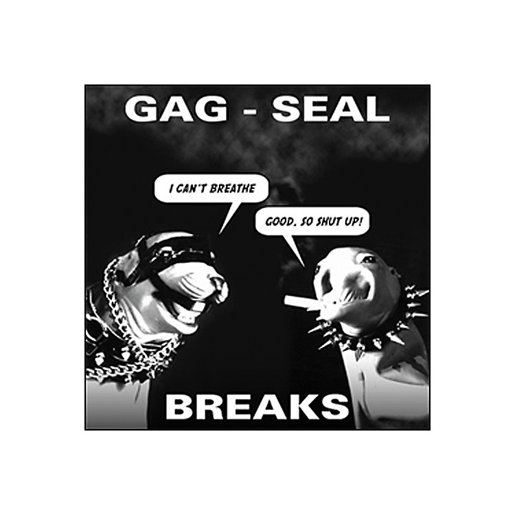 Thud RumbleDJ Qbert Gag Seal Breaks