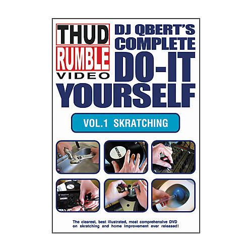Thud Rumble DJ Qbert's Do-It Yourself DVD VOL 1: Skratching