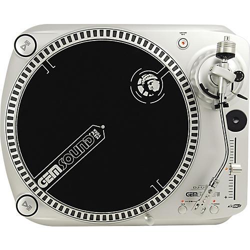 Gem Sound DJ-USB USB Turntable