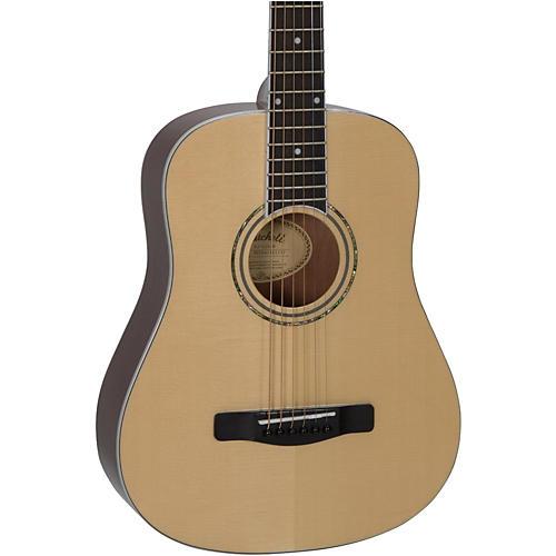 Mitchell DJ120 Travel Size Dreadnought Acoustic Guitar-thumbnail
