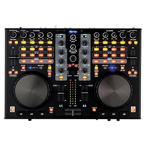 Stanton DJC.4 Virtual DJ Digital Workstation-thumbnail