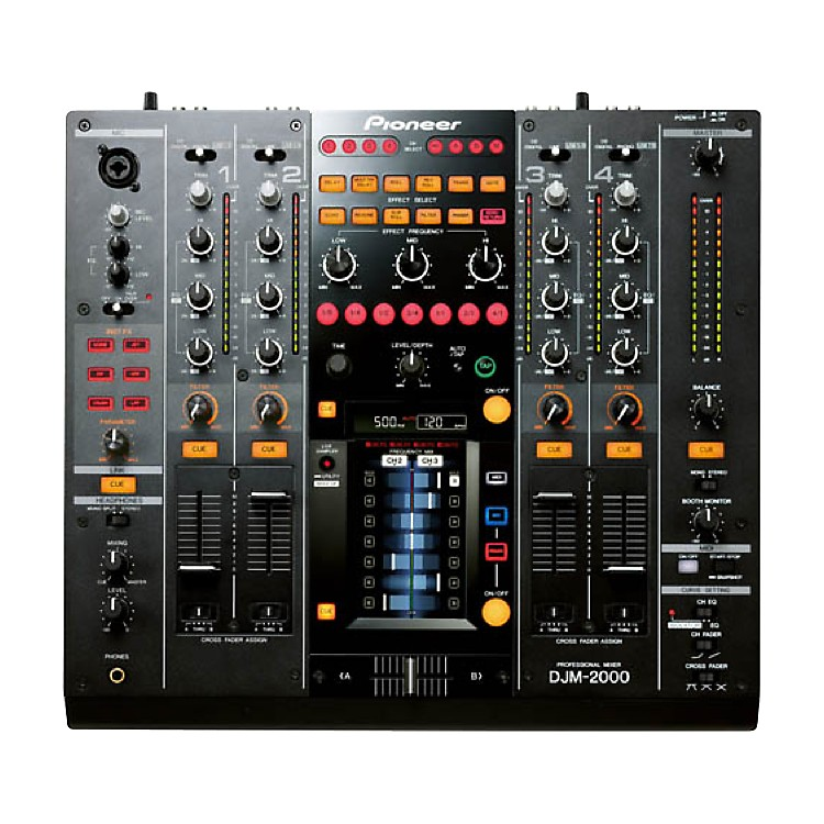 PioneerDJM-2000 Professional DJ Mixer