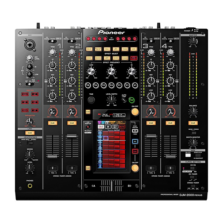 Pioneer DJM-2000nexus Professional Performance DJ Mixer