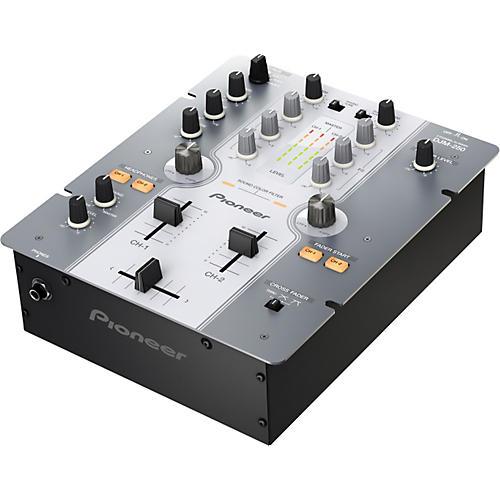 Pioneer DJM-250 Compact DJ Mixer