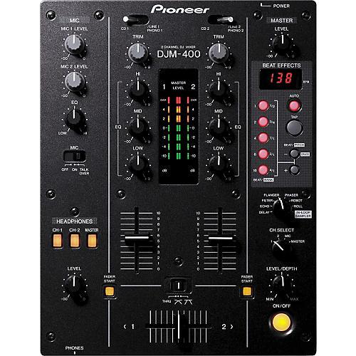 Pioneer DJM-400 Professional DJ Mixer