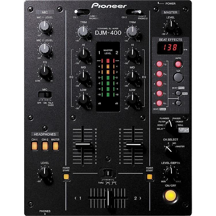 PioneerDJM-400 Professional DJ Mixer