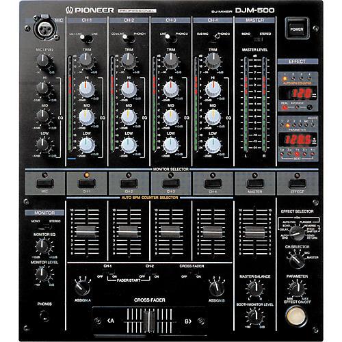 Pioneer DJM-500 Pro DJ Mixer