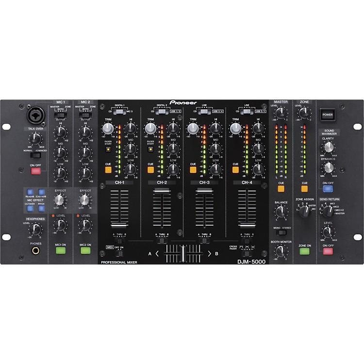 PioneerDJM-5000 - Professional Standard Mobile DJ Mixer