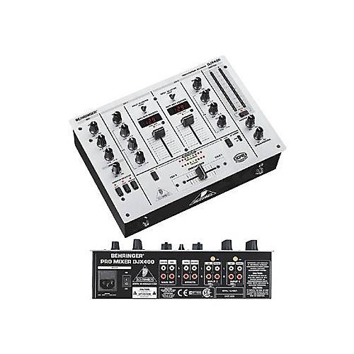 Behringer DJX400 Pro DJ Mixer