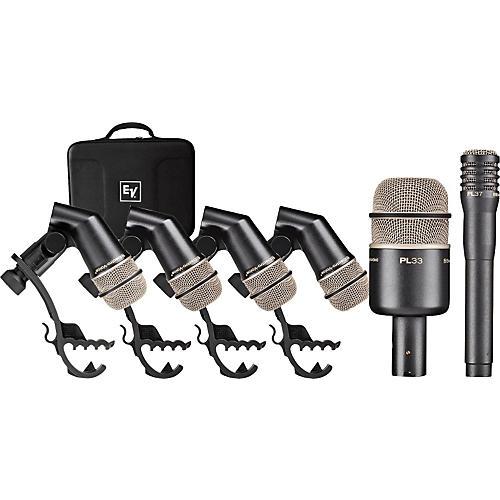 Electro-Voice DK4+ / PL35 Drum Mic Bundle-thumbnail