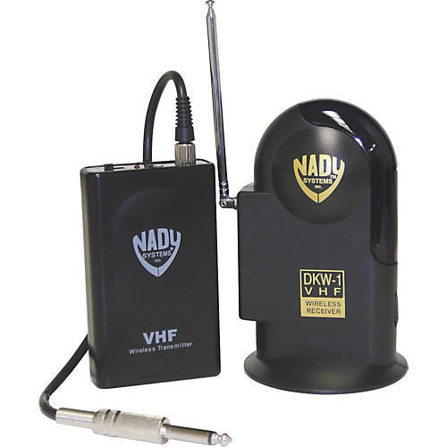 Nady DKW-1 VHF Wireless Guitar System-thumbnail