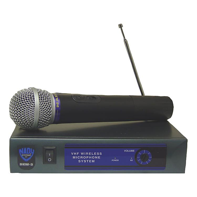 NadyDKW-3 Handheld Wireless SystemCh D