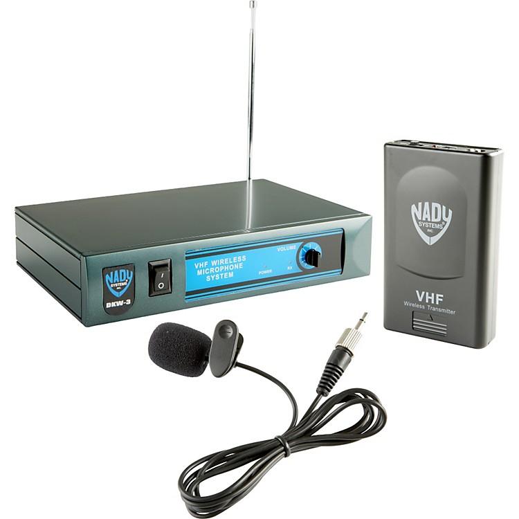 NadyDKW-3 LT/O Lav Wireless SystemCh D