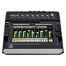 Open Box Mackie DL806L 8-channel Digital Live Sound Mixer w/ iPad Control (Lightning)