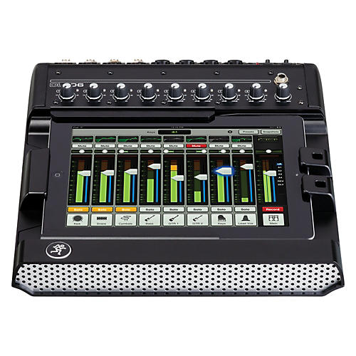 Mackie DL806L 8-channel Digital Live Sound Mixer w/ iPad Control (Lightning)-thumbnail