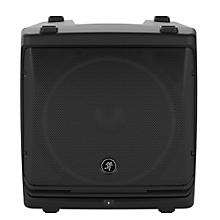 "Mackie DLM12 2000W 12"" Powered Loudspeaker"