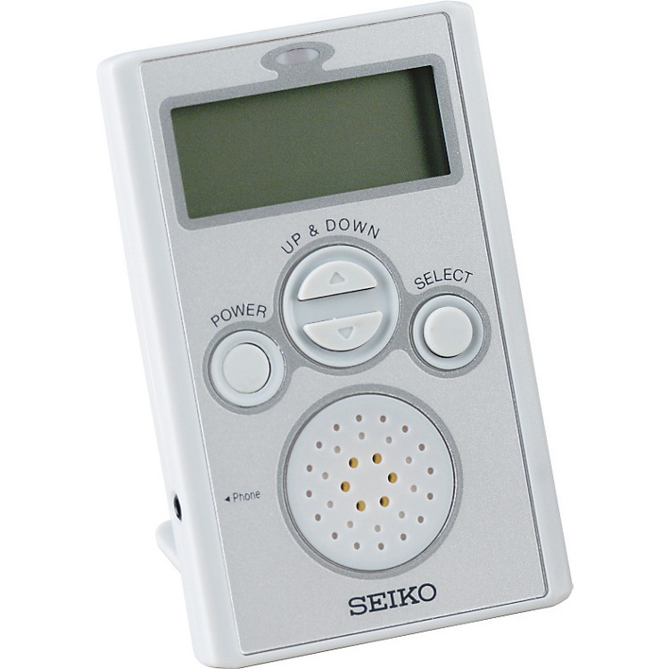 Seiko DM70 Pocket Digital Metronome