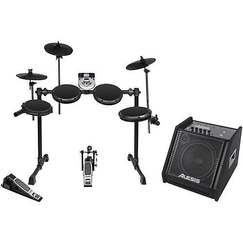 Alesis DM7X and Amp Package-thumbnail