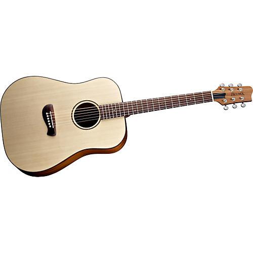 Tacoma DM9E6 Dreadnought Acoustic-Electric Guitar
