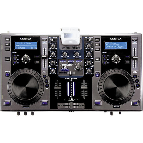 Gemini DMIX-600 Digital Music Control Station