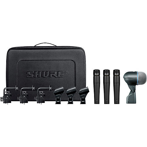 Shure DMK57-52 Drum Microphone Kit-thumbnail