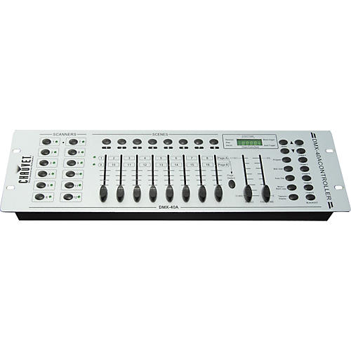 Chauvet DMX-40A DMX Controller