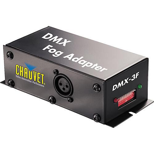 CHAUVET DJ DMX3F DMX Converter for Fog Machines-thumbnail