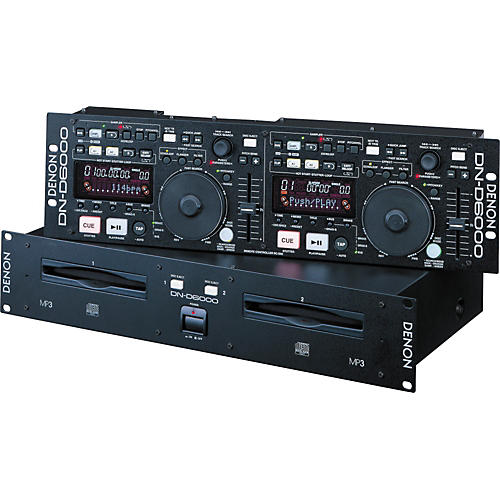 Denon DN-D6000 Dual CD MP3 Player