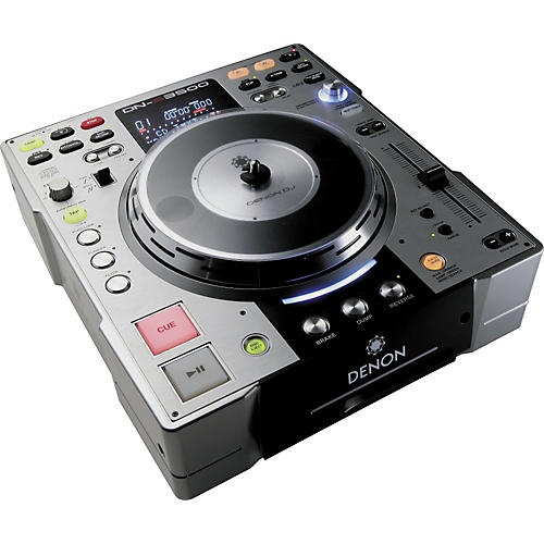 Denon DN-S3500 Professional Direct Drive CD/MP3 Player-thumbnail