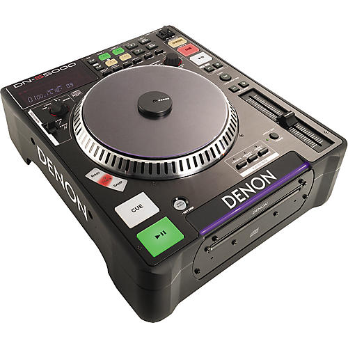 Denon DN-S5000 Tabletop DJ CD Player