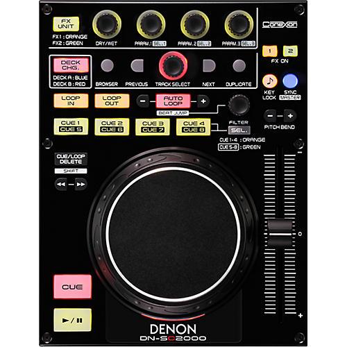 Denon DN-SC2000 MIDI Controller