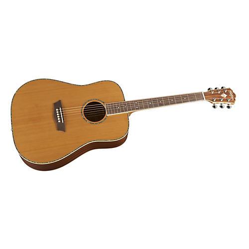 Washburn DN Solid Spruce Mahogany Acoustic Guitar-thumbnail