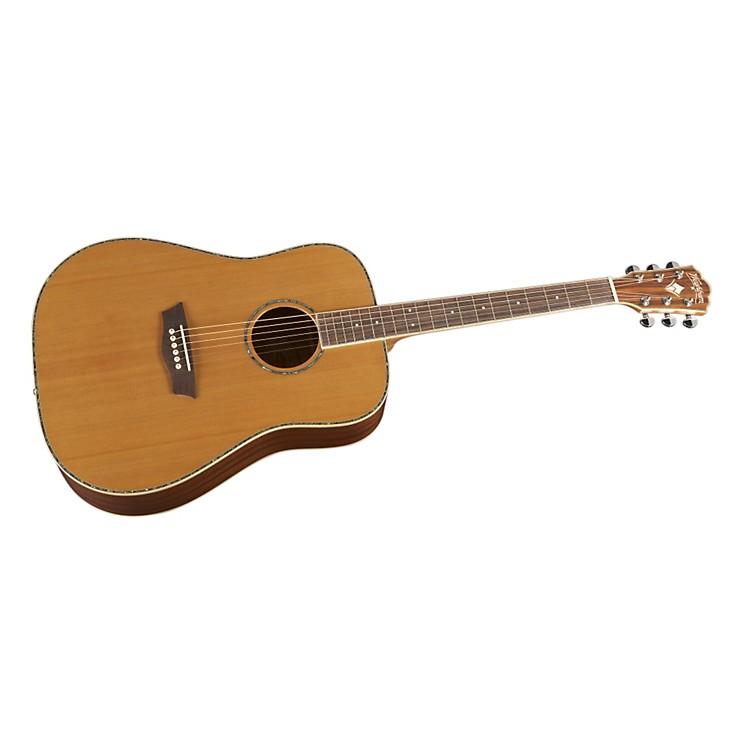 WashburnDN Solid Spruce Mahogany Acoustic Guitar
