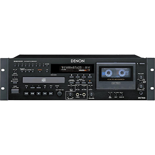 Denon DN-T645 CD/Cassette Player