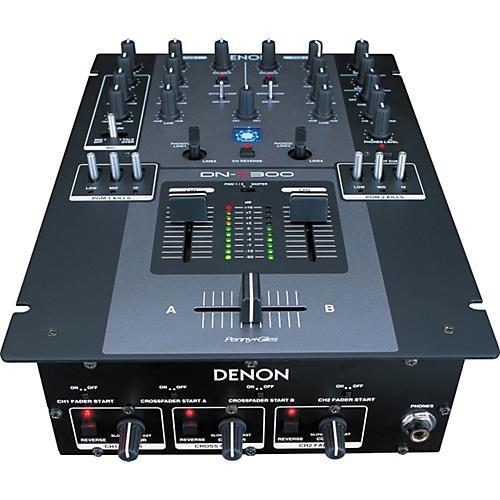 Denon DN-X300 Professional 2-Channel DJ Mixer