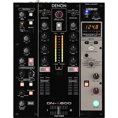 Denon DN-X600 Professional 2-Ch Digital Mixer