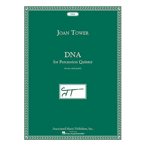 Associated DNA (for Percussion Quintet) Ensemble Series Composed by Joan Tower-thumbnail