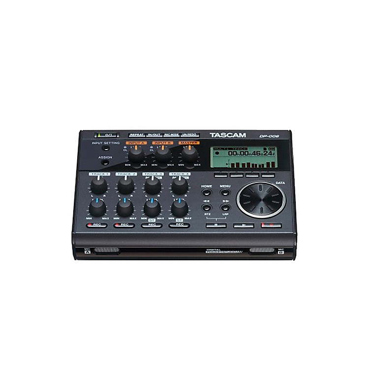 TASCAM DP-006 Digital 6-Track Pocketstudio