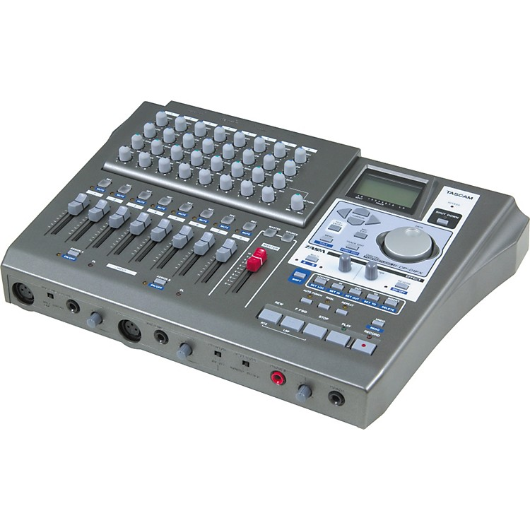 TASCAM DP-01FX Digital 8-Track Portastudio
