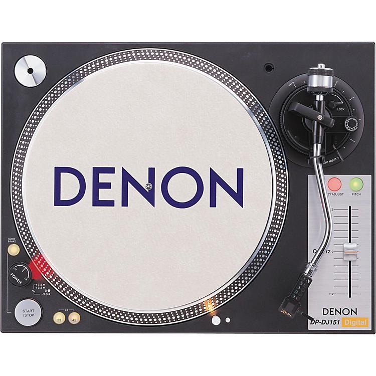 DenonDP-DJ151 Direct-Drive Digital Turntable