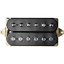 DiMarzio DP103 PAF Humbucker 36th Anniversary Electric Guitar Pickup with Vintage Bobbins Black Regular Spacing