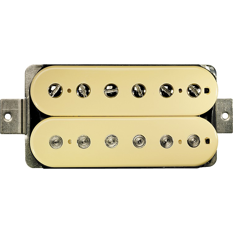 DiMarzioDP103 PAF Humbucker 36th Anniversary Electric Guitar Pickup with Vintage BobbinsCremeRegular Spacing
