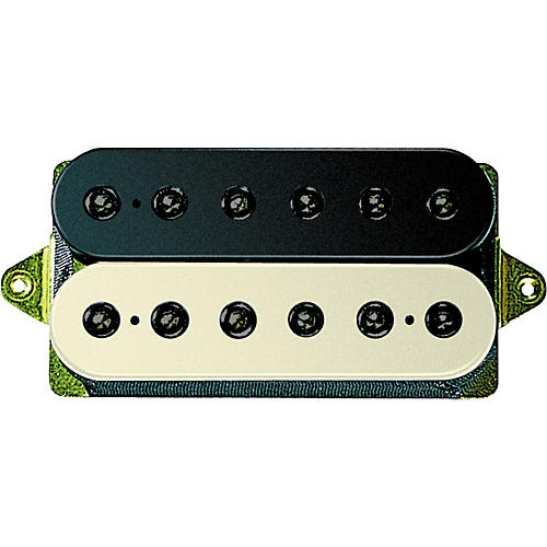DiMarzio DP151 PAF Pro Pickup Black and Cream F-Space