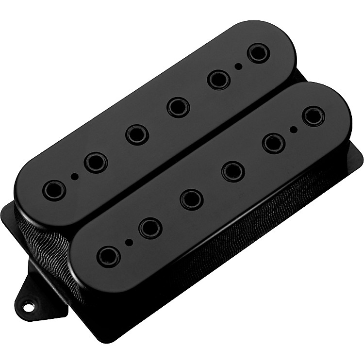 DiMarzio DP152 Super 3 Guitar Pickup Black Regular Spaced