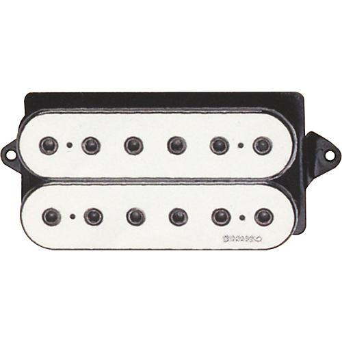 DiMarzio DP152 Super 3 Guitar Pickup White Regular Spaced