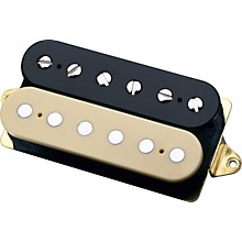 DiMarzio DP155 Tone Zone Humbucker Pickup Black and Cream F-Space